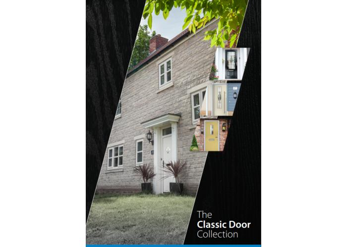 The Classic Door Collection Brochure