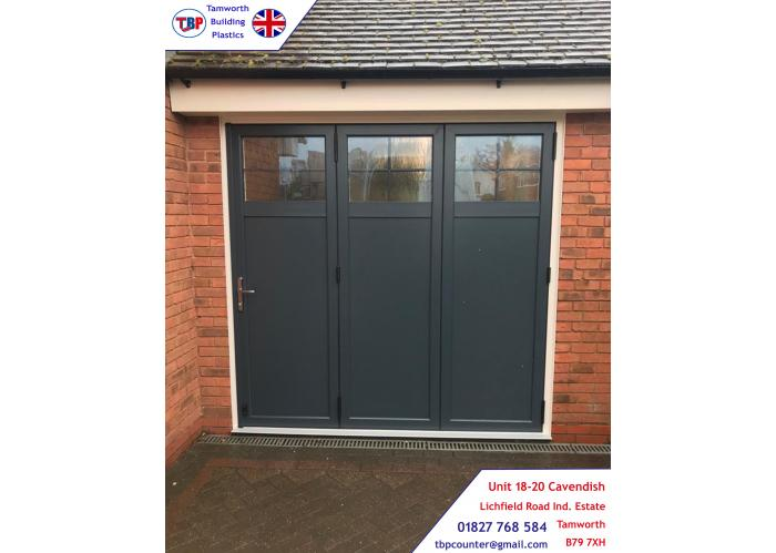 Garage Bifold Door