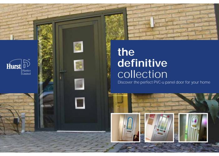 Hurst PVC Door Panel Brochure