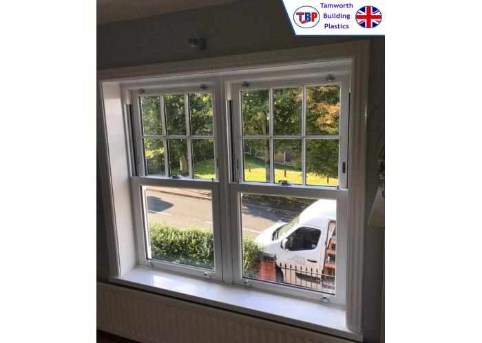 Vertical Sliding Sash